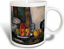 3dRose Paul Cezanne Gemälde Stillleben mit
