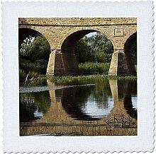 3dRose qs_70752_1 Historische Richmond Bridge,