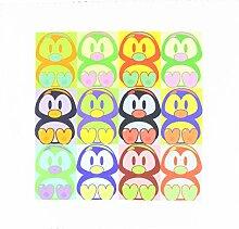 3dRose qs_8061_2 Pop-Art-Quilt, quadratisch, 15,2