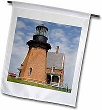 3dRose Rhode Island, Block Island, Mohegan Bluffs,