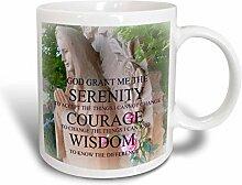 3dRose Serenity Gebetsrosen inspirierende