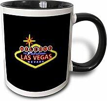 3dRose Welcome to Fabulous Las Vegas Nevada-Two