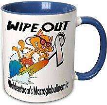 3dRose Wipe Out waldenstroms Waldenström