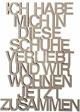 3DTYPO - made by NOGALLERY - Ich habe mich in