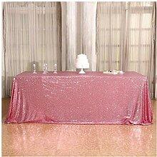 3E Home 60x 126Fuchsia Pink Pailletten