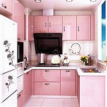 indigos ug - aufkleber für küchenschränke 63x500cm - matt - weiß ...