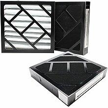 3er Pack Ersatz Bionaire W2S Luftbefeuchter Filter–Kompatibel Bionaire 911D Luftfilter