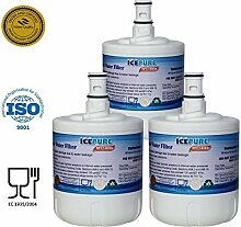 3er Pack - Wasserfilter ersetzen Whirlpool, Thermador, Kenmore, Kenmoreclear PUR, 8171413, 8171413P, 8171413R, 8171413T, 8171414, 8171414P, 8171414R, 8171414T, 469002, 9002, 9002P, WSW-4, SGF-F1, WF286, SGF-W31, Filter 8, NL200, NLC200, NLCS200, WFI-NL200, WFI-NLC200, WFI- nlcs200, PS390643, PS390645, RWF1022, 2204324, 2204326, 2206039, 2206048, 2213384