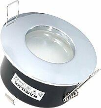 3er Set LED Badezimmer Einbaustrahler