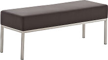3er Sitzbank Lamega 120x40-braun