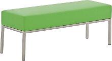 3er Sitzbank Lamega 120x40-grün