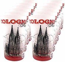3forCologne Shotgläser Schnapsgläser aus Glas,