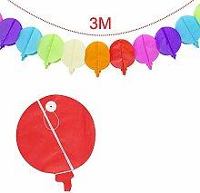 3M Banner Seidenpapier, Hängende Geburtstag