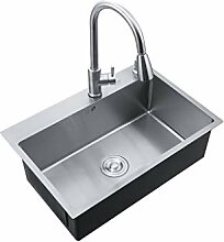 3MM Dickes Handwaschbecken Aus 304 Edelstahl Mit