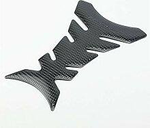 3pc 3D-Motorrad-Behälter-Auflage-Schutz-Aufkleber
