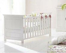 3S Frankenmöbel Massivholz Babybett Odette 70x140