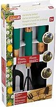 3tlg Set Gartenwerkzeuge Garten Handwerkzeuge Werkzeuge Spaten Rechen Schaufel
