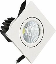 3w COB LED Einbauleuchte Spot Einbaustrahler