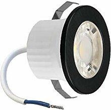 3w Mini LED Einbauleuchte Einbaustrahler