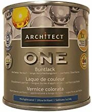 3x 0,25 L Architect One Buntlack Acryl 1x