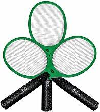 3x Globol Elektrische Fliegenklatsche - Einfach