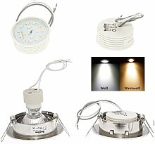 3x Power SMD Keramik LED Modul 5Watt Leuchtmittel