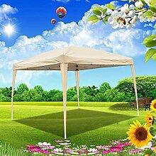 3x3m Faltpavillon, Wasserdicht Pavillon,