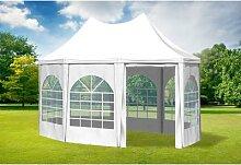 3x4,1 m Pavillon ARABICA PVC 400 g/m² -