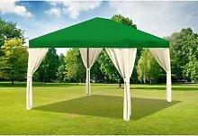 3x4 m Pavillon SAHARA Polyester-PVC 280 g/m² -