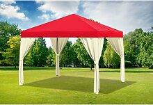 3x4 m Pavillon SAHARA Premium-PVC 400 g/m² -