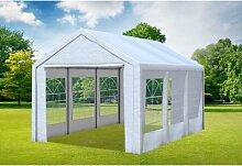 3x5 m Partyzelt Classic Pro PE 240 g/m² -