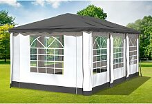 3x6 m Pavillon DELUXE Polyester-PVC 280 g/m² -