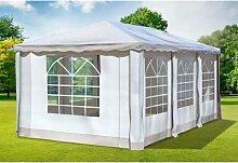 3x6 m Pavillon DELUXE Premium-PVC 400 g/m² -