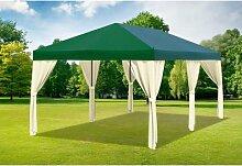 3x6 m Pavillon SAHARA Premium-PVC 400 g/m² -