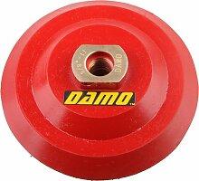 4 DAMO Super-Flex Back Holder / Backer Pads for