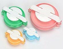 4 Gr??en von Pompom Maker Fluff Ball Weber DIY