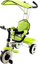4 in 1 Kinderdreirad Kinderfahrrad Kinderwagen