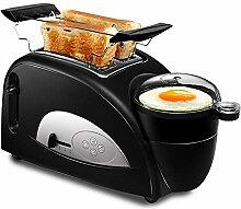 4-in-1 Toaster mit Eierkocher und Pochierern, 2
