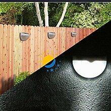 4 Pack Solarlichter Garten Beleuchtung Aus Garden