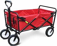 4 Rad Schwerlast Falttasche Gartenwagen Bag Wagon