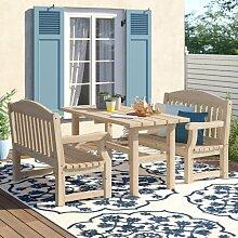 4-Sitzer Gartengarnitur Gosnold Garten Living