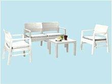 4-Sitzer Lounge-Set Dracen