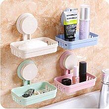 4 Stück Kreative Badezimmer Saugnapf Kunststoff
