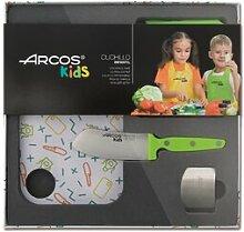 4-tlg. Kinder-Messer-Set