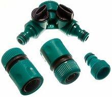 4 weiblich Quick Fix Gartenschlauch Conectors 2