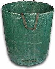 4 x Gartensack Abfallsack Laubsack SPARPAKET 270 L