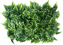 40 * 60cm Künstlichen Grünen Kunstrasen Rasen Sod Herzform Pflanze Dekor - Sod Herzform