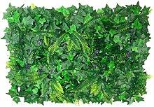 40 * 60cm Künstlichen Grünen Kunstrasen Rasen Sod Herzform Pflanze Dekor - 04
