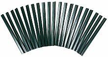 40 PVC grün Klemmleisten Sichtschutz