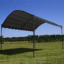 400 cm x 300 cm Pavillon Merrin aus Stahl
